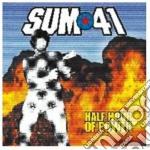 HALF HOUR OF POWER cd musicale di SUM 41