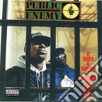 Public Enemy - It Takes A Nation Of Millions To Hold Us Back cd musicale di Enemy Public