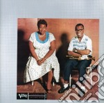 ELLA and LOUIS cd musicale di ARMSTRONG & FITZGERALD(VERVE MASTER
