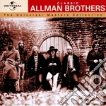Allman Brothers Band - Masters Collection cd musicale di BROTHERS ALLMAN