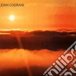 John Coltrane - Interstellar Space cd musicale di COLTRANE