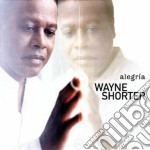 ALEGRIA(con B.Mehldau,Patitucci...) cd musicale di Wayne Shorter