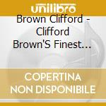 FINEST HOUR(verve) cd musicale di Clifford Brown