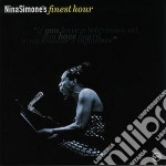 NINA SIMONE'S FINEST HOUR cd musicale di Nina Simone