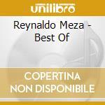 Best of cd musicale di Reynaldo Meza