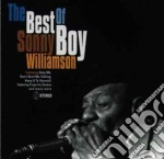 THE BEST OF cd musicale di WILLIAMSON SONNY BOY