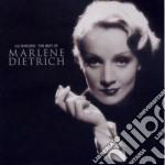 THE BEST OF cd musicale di Marlene Dietrich
