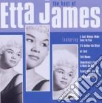 Etta James - The Best Of cd musicale di Etta James