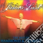 THE BEST OF HAMMOND & TRUMPET cd musicale di James Last