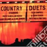 COUNTRY DUETS cd musicale di ARTISTI VARI