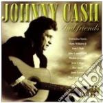 JOHNNY CASH & FRIENDS cd musicale di CASH JOHNNY & FRIENDS