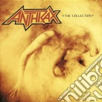 THE COLLECTION cd musicale di ANTHRAX