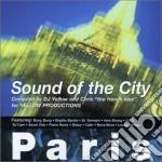 Sound Of The City 4: Paris cd musicale di ARTISTI VARI