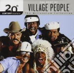 THE BEST OF cd musicale di VILLAGE PEOPLE