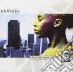 HIP HOP MEETS WORLD cd musicale di RAPSODY