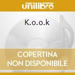 K.o.o.k cd musicale di Tocotronic