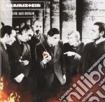LIVE AUS BERLIN cd musicale di RAMMSTEIN