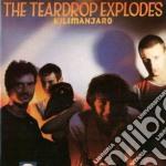 KILIMANJARO cd musicale di Explodes Teardrop