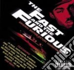 FAST AND THE FURIOUS cd musicale di ARTISTI VARI