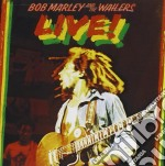 LIVE!(REMASTERED) cd musicale di MARLEY B. & THE WAIL