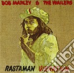 RASTAMAN VIBRATION (REMASTERED) cd musicale di MARLEY B. & THE WAIL