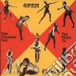 OPEN & CLOSE cd musicale di KUTI HANSOME FELA