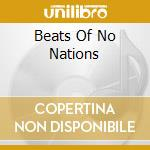 BEATS OF NO NATIONS cd musicale di KUTI FELA ANIKULAPO