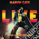 Marvin gaye live at the cd musicale di Marvin Gaye