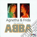 THE VOICE OF ABBA cd musicale di ABBA