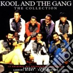 THE COLLECTION cd musicale di KOOL & THE GANG