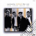 THE VERY BEST OF cd musicale di CURIOSITY KILLED THE CAT