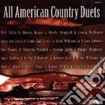 ALL AMERICAN COUNTRY DUETS cd musicale di ARTISTI VARI