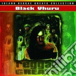 REGGAE GREATS cd musicale di Uhuru Black