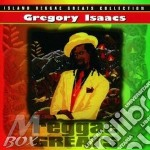 Reggae greats cd musicale di Gregory Isaacs