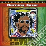 REGGAE GREATS cd musicale di BURNING SPEAR