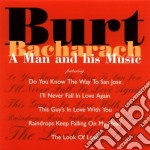 Burt Bacharach - A Man & His Music cd musicale di Burt Bacharach