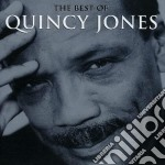 THE BEST OF QUINCY JONES cd musicale di Quincy Jones