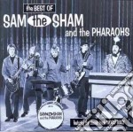 Best of cd musicale di Sam the sam & the pharaohs