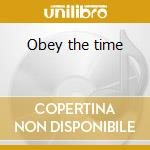 Obey the time cd musicale di Column Durutti