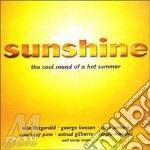 Sunshine cd musicale di Artisti Vari