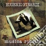 MUSICA RIBELLE/BEST cd musicale di Eugenio Finardi