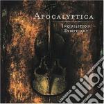 Apocalyptica - Incuisition cd musicale di APOCALYPTICA