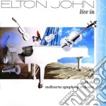 LIVE IN AUSTRALIA(REMASTERED) cd musicale di Elton John