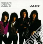 LICK IT UP (DIG.REMAST.) cd musicale di KISS