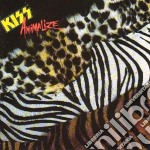 Kiss - Animalize cd musicale di KISS