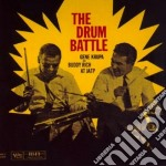 Gene Krupa & Buddy Rich - The Drum Battle cd musicale di KRUPA GENE AND BUDDY RICH