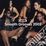 Smooth grooves 2002 cd musicale