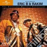 Masters collection cd musicale di Eric b.& rakim