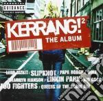 Kerrang the album cd musicale