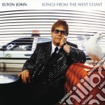 SONGS FROM THE WEST COAST cd musicale di JOHN ELTON